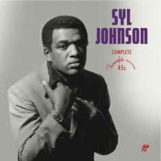 Johnson Syl - Complete Twinight Singles