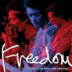Hendrix Jimi - Freedom: Atlanta Pop..