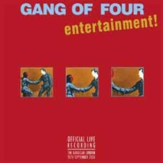 Gang Of Four - Official Live Recording London Barb