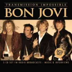 Bon Jovi - Transmission Impossible (3Cd)