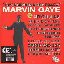 Marvin Gaye - That Subborn Kind Of Fellow (Lp)