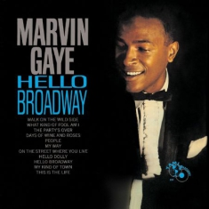 Marvin Gaye - Hello Broadway This Is Marvin (Lp)