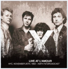 X - Live At L'amour, 1983