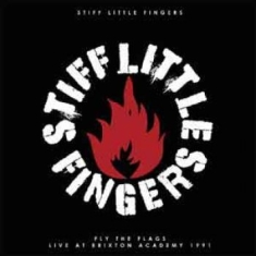 Stiff Little Fingers - Fly The Flags (Live At The Brixton
