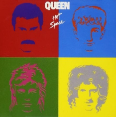 Queen - Hot Space (Vinyl)