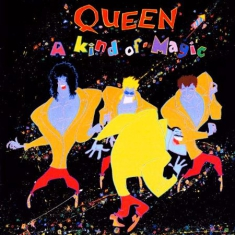 Queen - Kind Of Magic (Vinyl)
