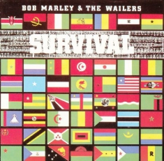 Marley Bob & The Wailers - Survival (Vinyl)