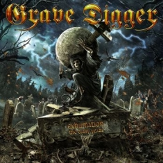 Grave Digger - Exhumation - The Early Years - Digi