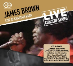 Brown James - Live At Chastain Park (Cd+Dvd)