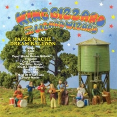 King Gizzard & The Lizard Wizard - Paper Mache Dream Balloon