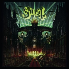 Ghost - Meliora (Red/White Vinyl)