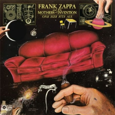 Frank Zappa - One Size Fits All (Vinyl)