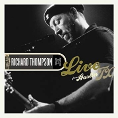 Thompson Richard - Live From Austin Tx