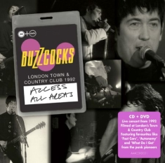 Buzzcocks - Access All Areas - Live (Cd+Dvd)