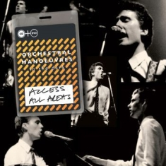 Omd - Access All Areas - Live  (Cd+Dvd)