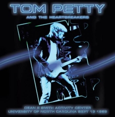 Petty Tom & The Heartbreakers - Dean E Smith Activity Center, 1989