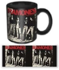 Ramones - Ramones Rocket to Russia Boxed Mug
