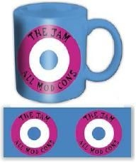 The jam - The Jam All Mod Cons Logo Mug