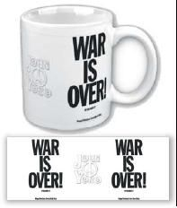 John Lennon - John Lennon Boxed Mug: War is Over