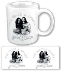 John Lennon - John Lennon Boxed Mug: Give Peace a Chance