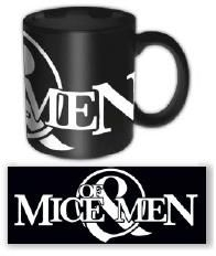 Of Mice & Men - Of Mice & Men Logo Ceramic Boxed Mug