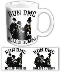 Run DMC - Run DMC Hollis Queens Pose Black Mug