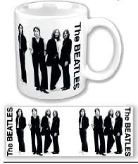 The beatles - The Beatles Boxed Mug: White (Black & White Group)