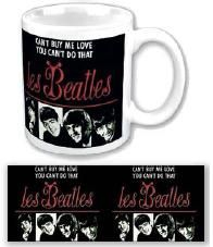 The beatles - The Beatles Boxed Mug: Les Beatles