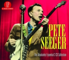 Seeger Pete - Abosulutely Essential