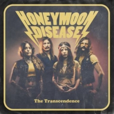 Honeymoon Disease - The Transcendence/Digipak