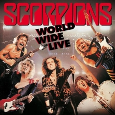Scorpions - World Wide Live (2Lp/Cd)