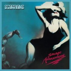 Scorpions - Savage Amusement (Lp/Cd)