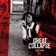 Great Collapse The - Holy War (Lp + Download)