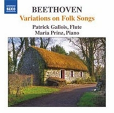 Beethoven, Ludwig Van - Variations On Folk Songs