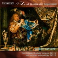 Bach J. S - Birthday Cantatas Vol. 5 (Sacd)