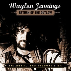Jennings Waylon - Return Of The Outlaw