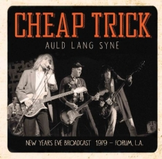 Cheap Trick - Auld Lang Syne