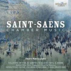 Saint-Saëns, Camille - Chamber Music