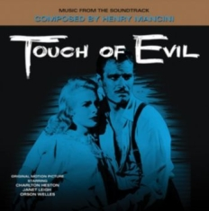 Mancini Henry - Touch Of Evil