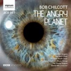 Chilcott, Bob - The Angry Planet