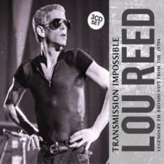 Lou Reed - Transmission Impossible (3Cd)