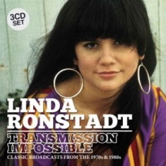 Linda Ronstadt - Transmission Impossible (3Cd)