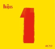 Beatles - 1 (Cd+Br Ltd Ed Gatefold Cd Digi)