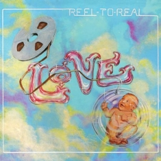 Love - Reel To Real  (28 P.Booklet)