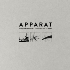 Apparat - Multifunktionsebene, Tttrial And Er