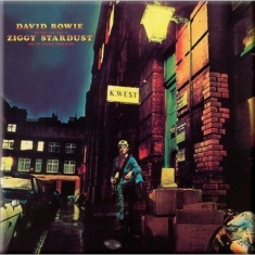 David Bowie - Ziggy Stardust fridge magnet