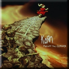 Korn - Paradigm shift fridge magnet