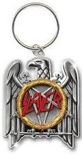 Slayer - Silver eagle keychain