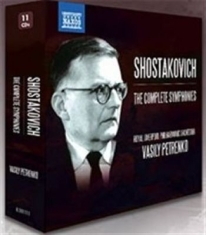 Shostakovich, Dmitry - The Complete Symphonies (11 Cd)