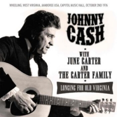 Cash Johnny - Longing For Old Virgina 1976 (Broad